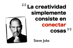 La creatividad de Steve Jobs